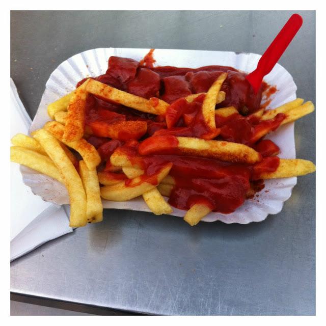 Onde comer gastando pouco em Berlim - Curry 36