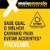 SCTrans lança nesta quarta-feira, dia 10, a campanha educativa Maio Amarelo