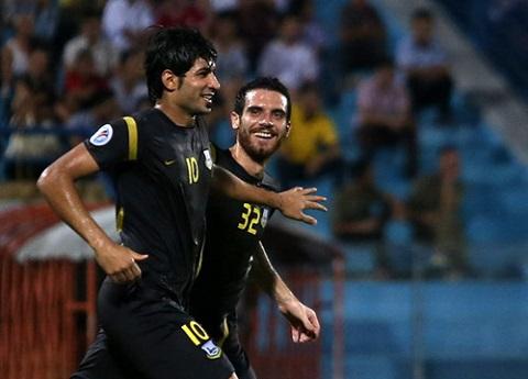 Á quân AFC cup 2013, một đội bóng xuất sắc