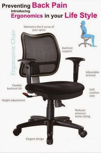 Ergonomic Chairs For Back Pain Choosing The Best Ergonomic Office Chair N