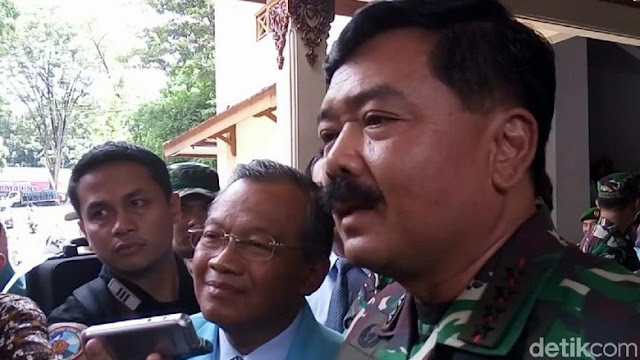 Amien Rais Sebut Pemerintah Bangkitkan PKI, Ini Kata Panglima TNI