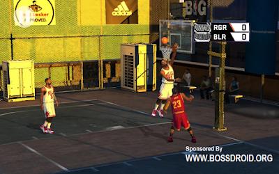 NBA 2K18 Mod Full APK Data Unlimited Money Terbaru
