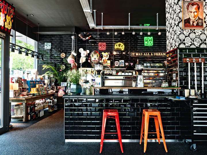 Recopilacion Cinco Cafeterias De Diseno Revista Arquitectura Y - Diseo-cafeterias-modernas