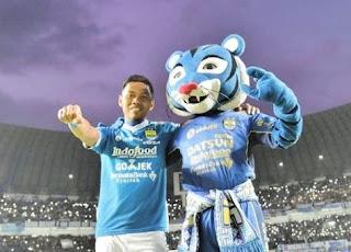Tony Sucipto Pemain Kelima yang Tinggalkan Persib Bandung