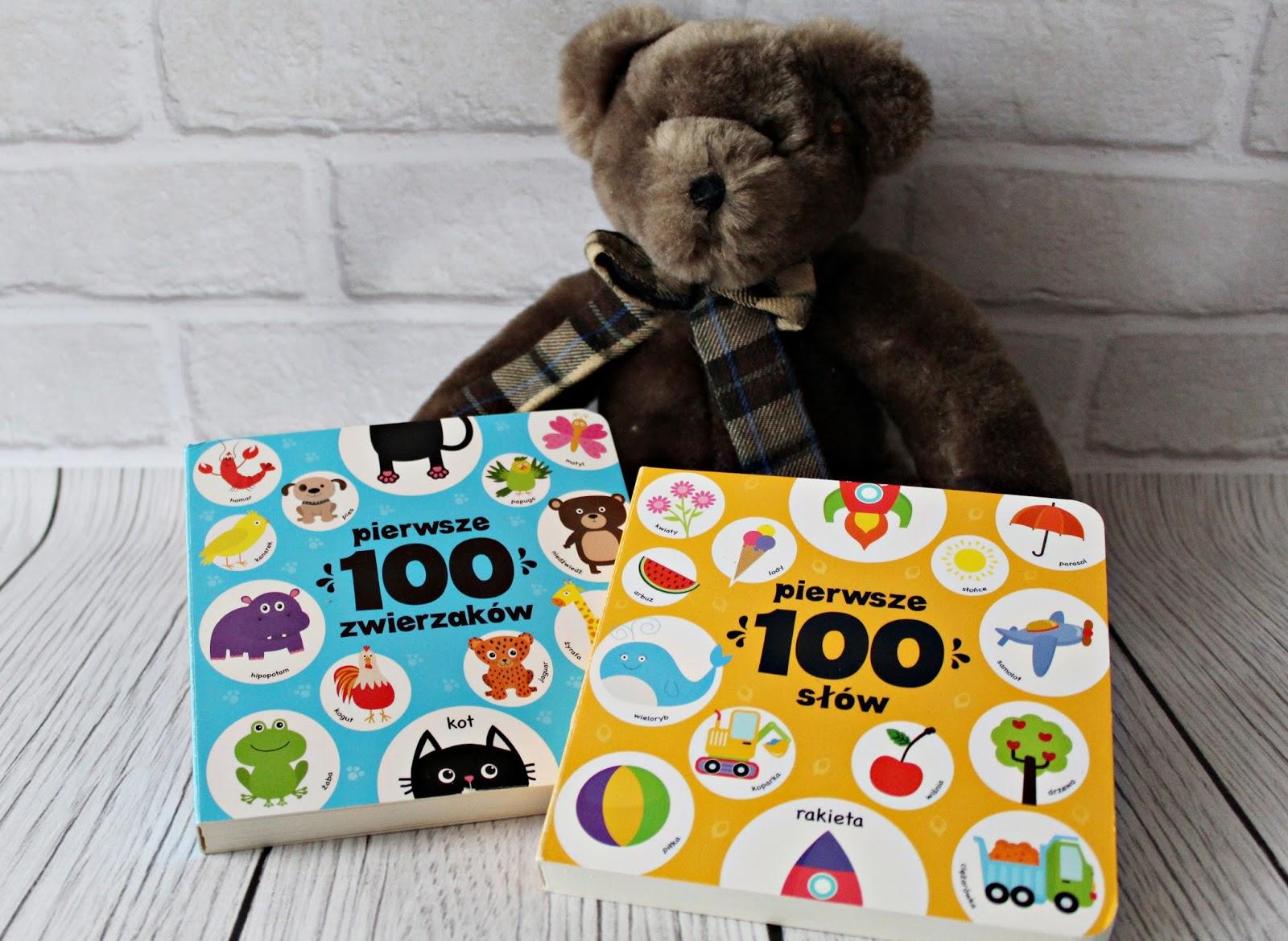 Pierwsze 100... / Pierwsze książeczki Twojego dziecka / WYDAWNICTWO WILGA