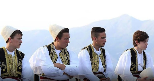 albanian saze