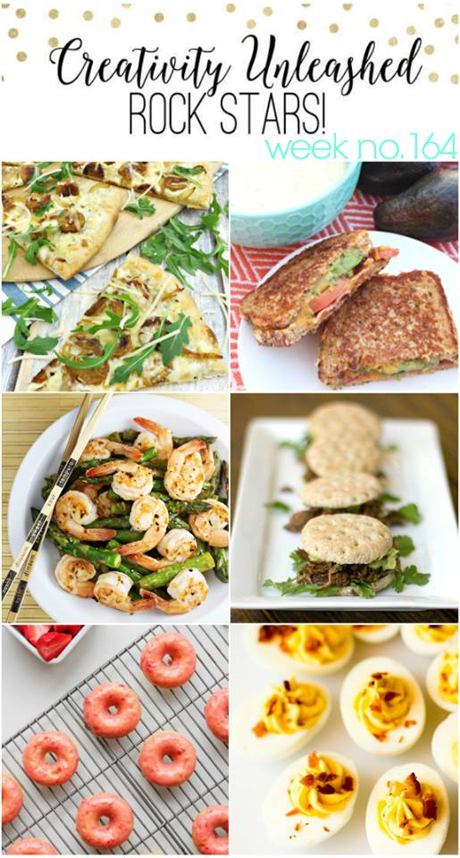 6 fabulous recipes rockstars MyLove2Create