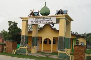Makam Syech Umar - Wisata Kota Dumai