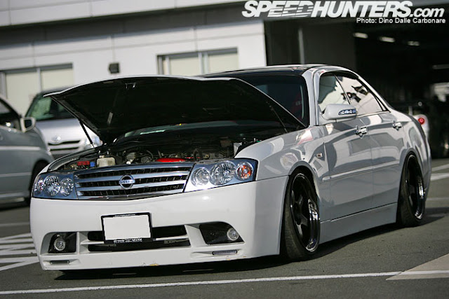 Infiniti M45 Y34 V8 japońska limuzyna sedan klasa premium luksusowy komfortowy samochód 日本車 日産 インフィニティ