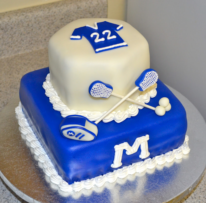 Lacrosse Cake Cake Ideas And Designs
