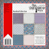 Our Daily Bread designs Nautical Paper Collection