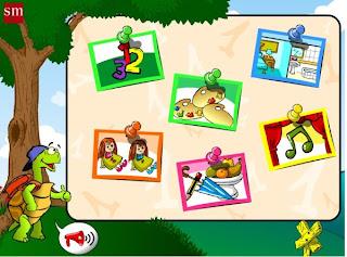 El Rincon De Infantil Juegos Educativos 4 Anos