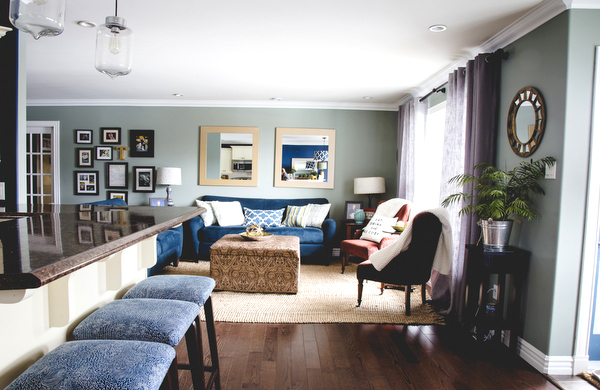 The Colour I Choose For Walls Is Benjamin Moore Heather Gray 2139 40 A Combination Of Green And Blue Its Dominantly But