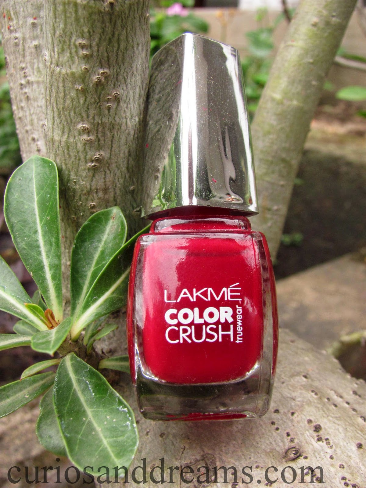 Lakme Color Crush Nail Polish 25 review, Lakme Color Crush Nail Polish 25,