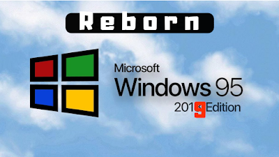 Windows 95 is Back Now in 2019 - For Mac and Windows - Windows 95 Reborn V 2.0