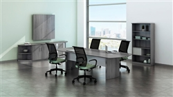Gray Conference Furniture