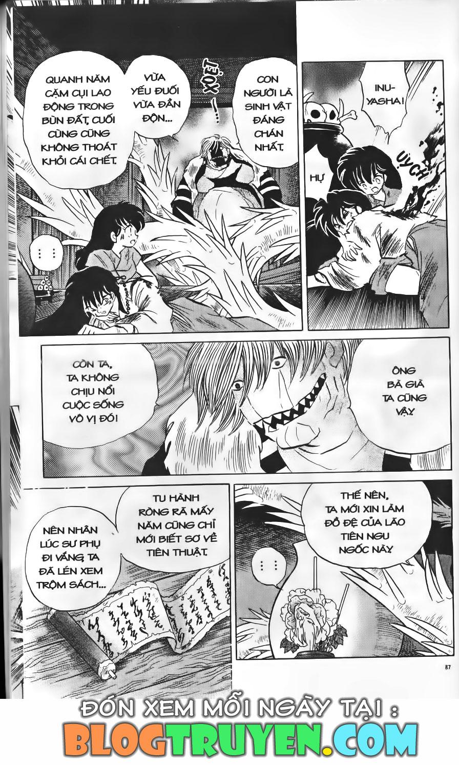 Inuyasha vol 09.5 trang 12