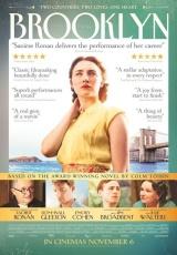 """Carátula del DVD """"Brooklyn"""""""