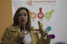 ONG Transparencia habla en la ONU sobre la corrupción en Venezuela