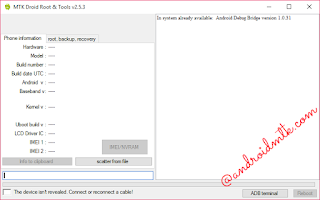 Download MTK Droid Tool (all versions)