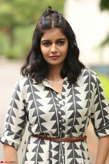Swathi Reddy Looks super cute at London Babulu theatrical trailer launch ~  Exclusive 050.JPG