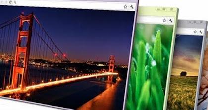 Cara Membuat Gambar Background Otomatis Berganti-ganti di Blogger