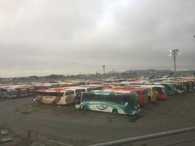 autobuses en Guayaquil, Ecuador