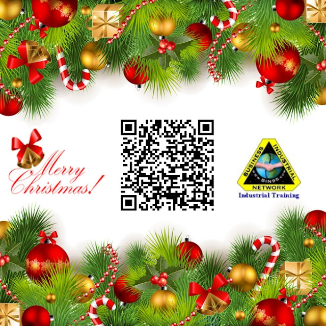 scan happyholidays qr code for free iphone and ipad app this christmas morning