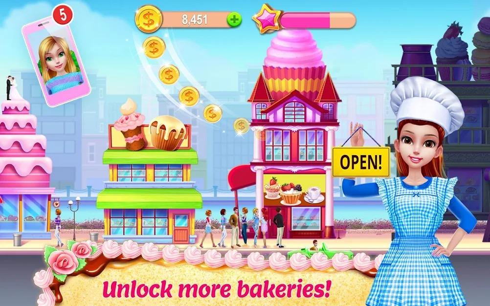 Bakery Empire الاصدار 5.jpg