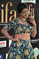 Lakshmi in a Crop Top Choli Ghagra  at IIFA Utsavam Awards 2017  Day 2 at  13.JPG