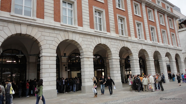 Apple Store Covent Garden - Londres