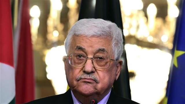 Palestinian President Mahmoud Abbas calls on Israel to halt settlement activities