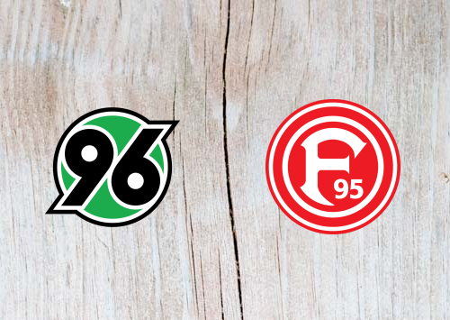 Hannover 96 vs Fortuna Dusseldorf - Highlights 22 December 2018