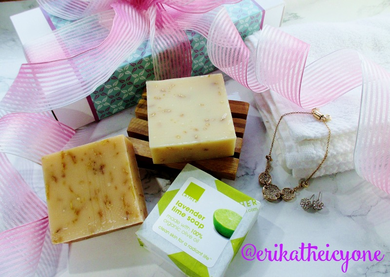 LATHER Soaps for Mother's Day