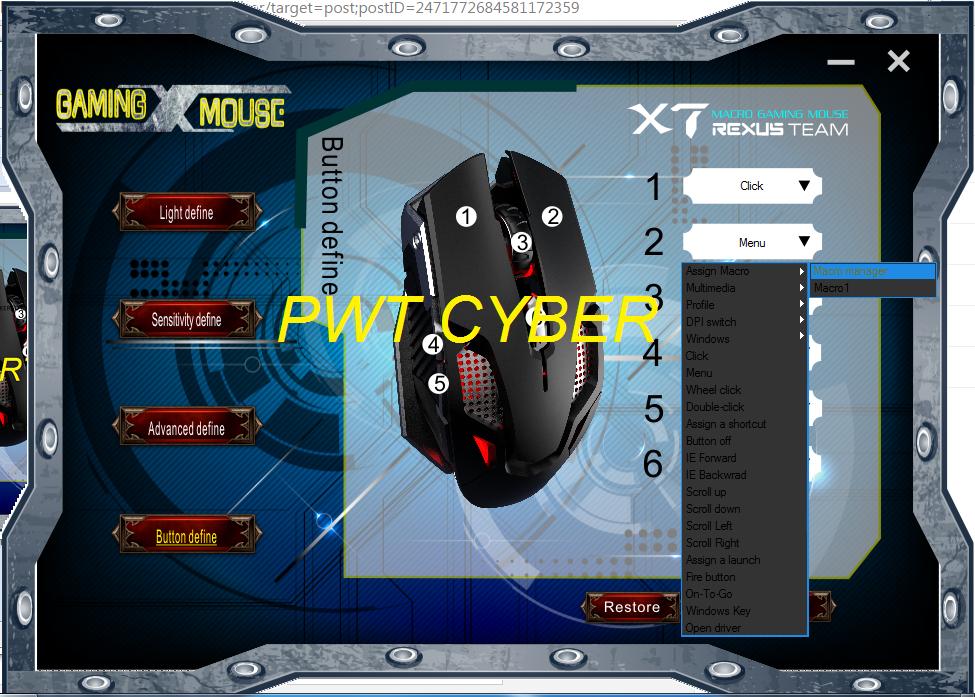 🎉 Gaming mouse driver macro | Blackweb Gaming Mouse Driver  2019-06-08