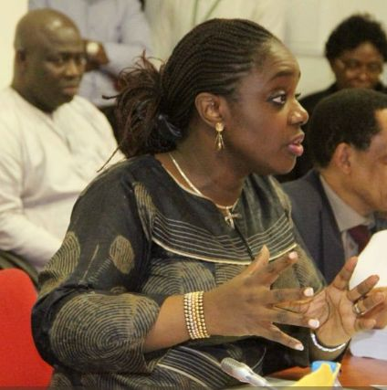 WHY KEMI ADEOSUN  WRITES PRES. BUHARI BEFORE RESIGNATION AS FINANCE MINISTER.