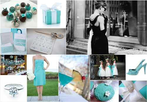 Pick Your Wedding Colors: Tiffany Blue Theme Ideas : Have