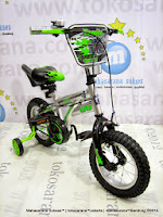 12 Inch Family Speed Truck Kids Bike