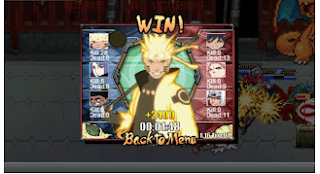 Naruto Senki The Final MOD APK Fixed 1 versi dewa
