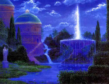 Tu Mundo Espiritual Decretos De Protección Del Maestro Saint Germain