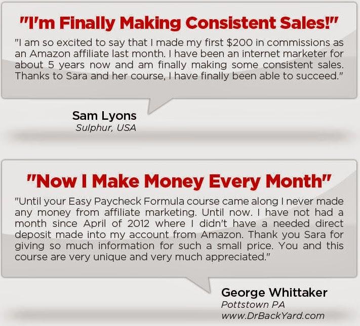 Easy Paycheck Formula say 4