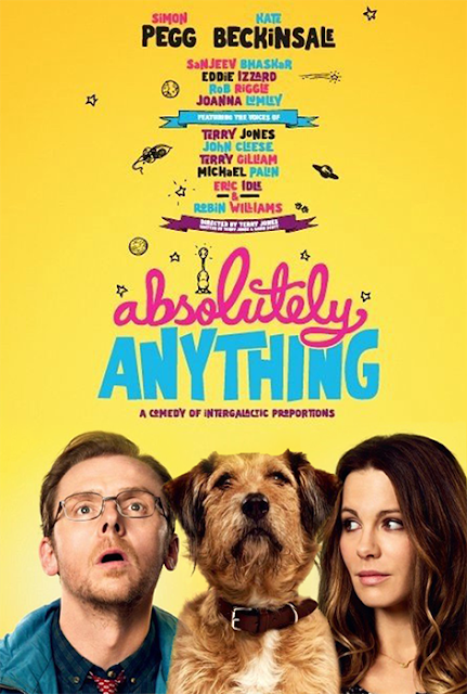 Poster Absolutely Anything