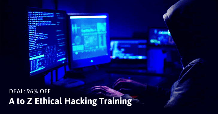 Get 8 Online Advanced Hacking Training Courses For Just $39