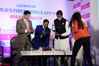 Amitabh Bachchan Launches Worlds 1st Mobile App Abc Of  Health 012.JPG