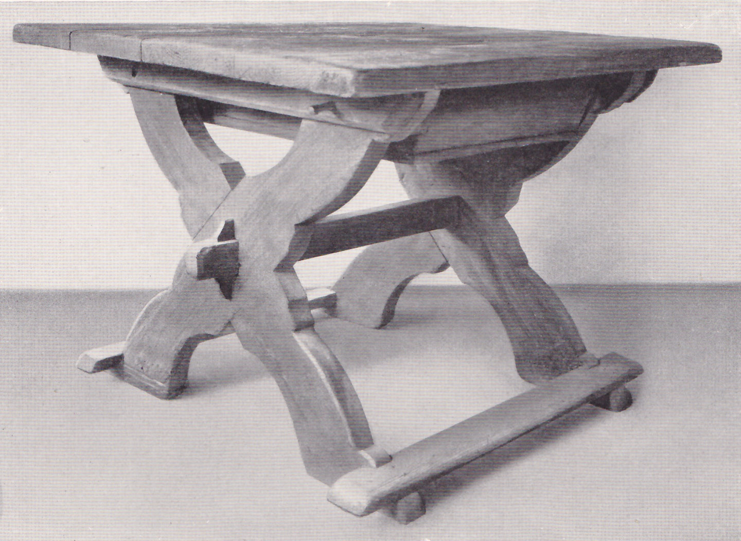 Upgrading An X Trestle Table, Part 1