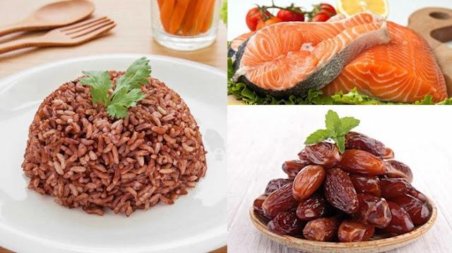 Beberapa Pilihan Makanan Sehat Saat Berpuasa