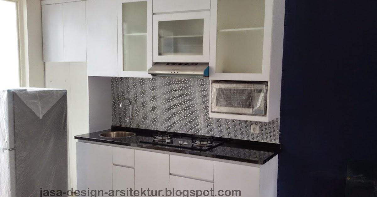 Kontraktor Interior Surabaya Sidoarjo Desain kitchen Set