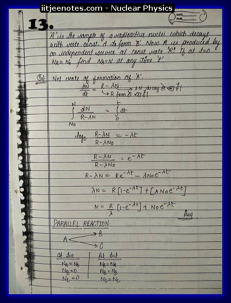 Nuclear Physics Notes3