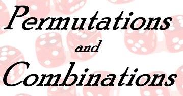 Permutations and Combinations Basics | Gr8AmbitionZ