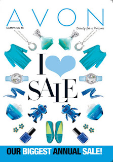 Avon Campaign 13 The Online date on this Avon Catalog 7/9/16 - 7/22/16